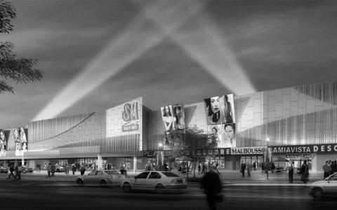 SM Davao Shopping Mall by Architects EAT