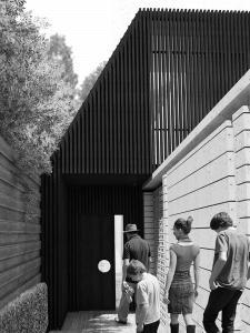 V4 entrance