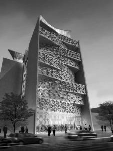 Pelham Apartments by Architects EAT