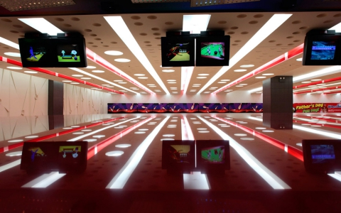 North Edsa Bowling Center by Architects EAT
