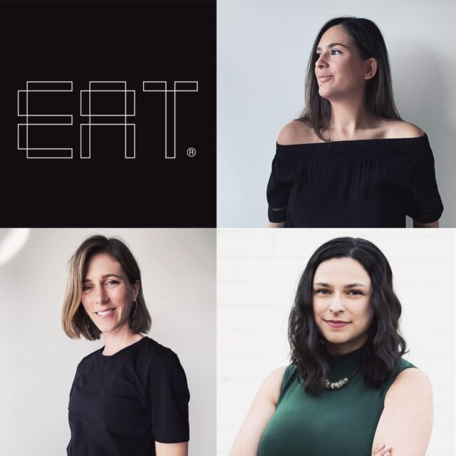EAT new faces and new leadership additions!  .  It is with great pleasure that we officially announce the appointment of Alina Dain and Alice Nadja Sehovic to the leadership team as Senior Interior Designers at Architects EAT.  Alina and Alice have each successfully delivered and contributed across our Commercial and Residential sector and are both an integral part of the EAT team.  .   A Big Welcome to the team Eleanor!   Eleanor is a registered Architect, that brings with her many years of experience, management, creativity and a big personality!  It is with great pleasure that we officially announce the appointment of Eleanor Eade to the leadership team as Studio Manager at Architects EAT.  Go team Go!  💪🏼💪🏼💪🏼  #architectsEAT #EATinteriors
