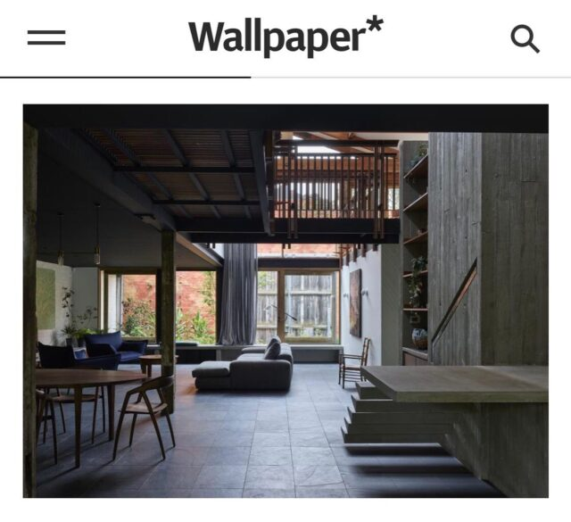 #EATStockroomCottage on @wallpapermag 🙏 link in our story 👆 . Craft, history and nature define Stockroom, a complex designed by Architects EAT in Fitzroy, Melbourne; a masterfully industrial conversion reimagined as a family home.  . #wallpapermagazine #eatinthemedia #architectseat® #eatinteriors #eathouses™ #australianarchitecture #australianarchitects #melbournearchitecture #melbournearchitects #residentialdesign #residential #residentialarchitecture